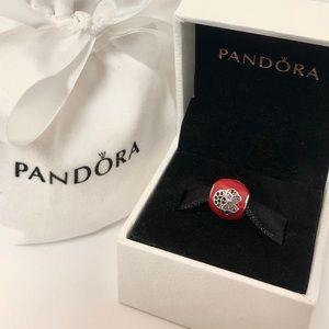 New Pandora Disney Parks♥️I Love Minnie Charm